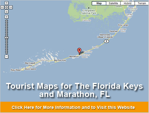 Marathon Florida Map Florida Keys Florida Keys and Marathon, FL Maps Marathon Florida Map
