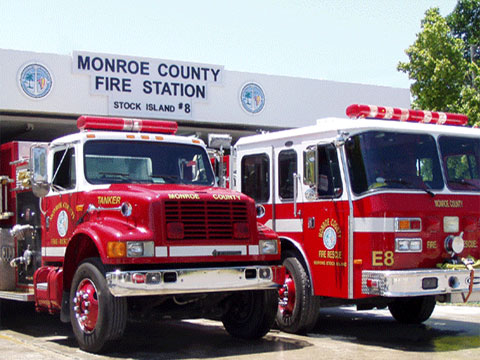 Monroe County Fire Department