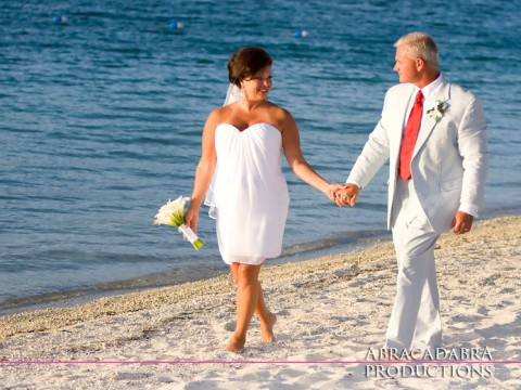 Key West Wedding Photography - Sunset Key Beach