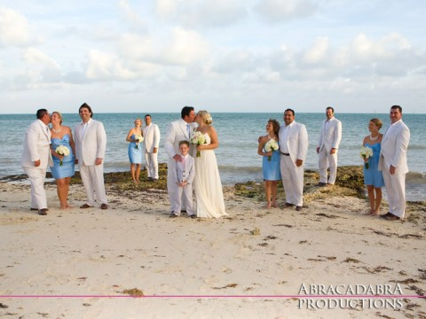 Key West Wedding Photography - The Casa Marina Resort and Spa, beach