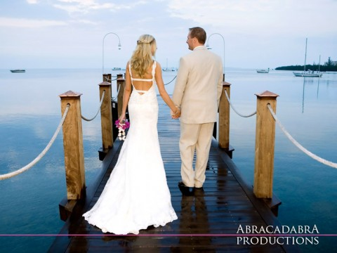 Key West Wedding Photography - The Key West Marriott Beachside Hotel
