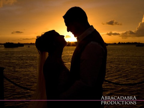 Key West Wedding Photography - The Key West Marriott Beachside Hotel